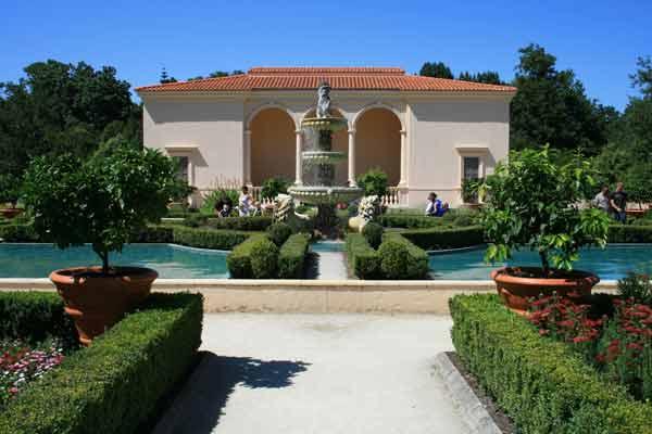 Hamilton Gardens – Italian Renaissance garden